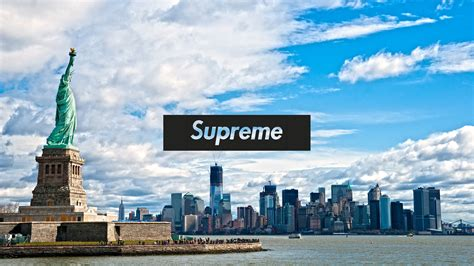 supreme ny new york supreme wallpaper authenticsupreme