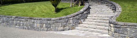 Garden Wall New Zealand Paving Cobble Projects Auckland Supplies New