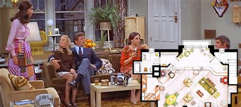mary tyler moore s famous apartment floor plan mary tyler moore s famous apartment floor plan