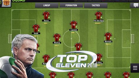 game top eleven mod for android download top eleven 2018 apk v6 6 mod money for android ios