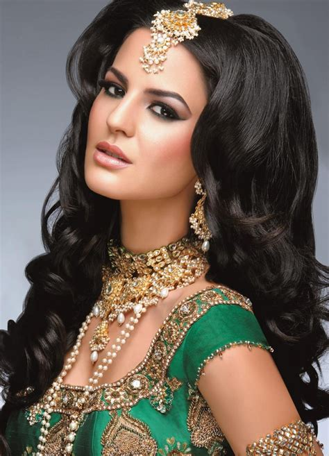 hairstyles in indian wedding beautiful stylish indian bridal wear new hairstyle