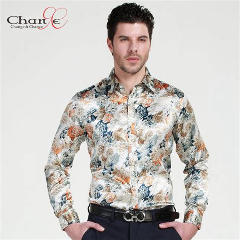 Sleeved Print Shirt mens sleeve printed shirts is shirt