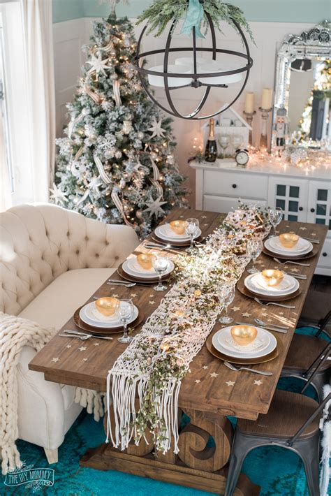 years table decorations easy years table decor ideas the diy