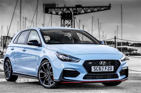 Hyundai I30 N Performance Tieferlegen by Spotlight On The New Hyundai I30 N