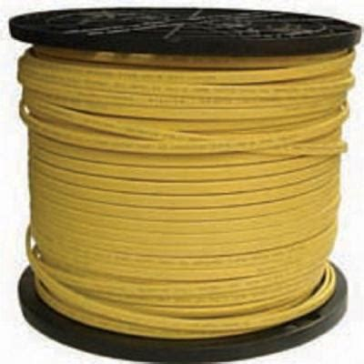 southwire 1 000 ft 12 2 2 yellow solid nm b wire 55048401
