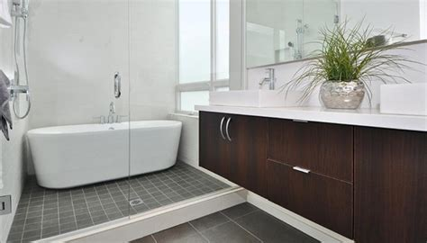 In Bathrooms by Clever Design Ideas The Bath Tub In The Shower Drench