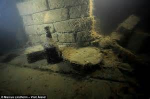 old boat found black sea 170 year old beer found on sunken boat is recreated in the