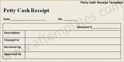 petty receipt template word receipt template all free templates excel word