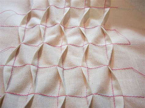 sew what upholstery how to make wave tucks sew4home