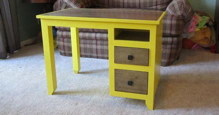Small Kid Desk Small Desk By Ixj Lumberjocks Woodworking Community