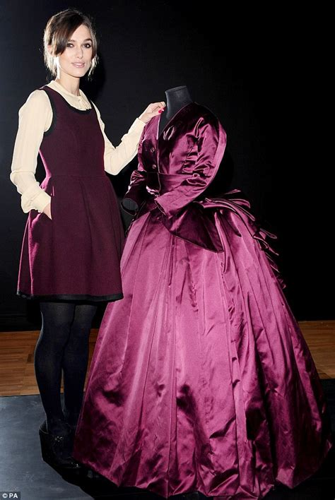 Dress Karenia 3 keira knightley s karenina gown unveiled with iconic marilyn dress and ruby slippers