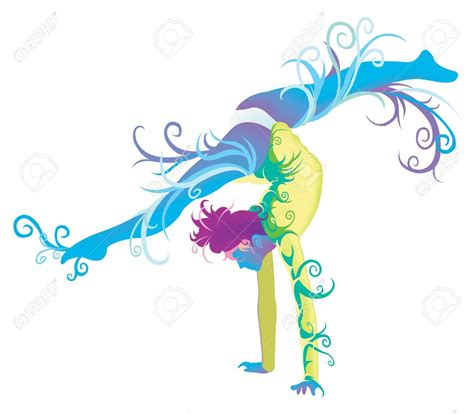 clipart ginnastica gymnast clipart boys gymnastics pencil and in color