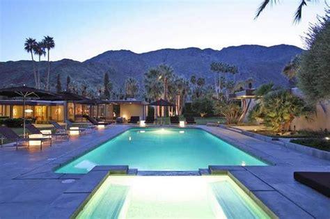 casa di leonardo di caprio una nuova villa di lusso a palm springs per leonardo di