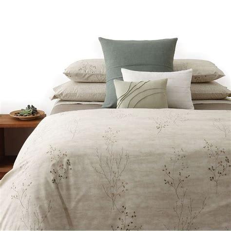 calvin klein comforter king calvin klein home beige floral bedding briar eggshell