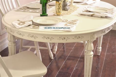 Dining Table White Shabby Chic Dining Table White Shabby Chic Dining Table