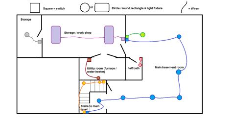 image of wiring basement basement wiring electrical diy