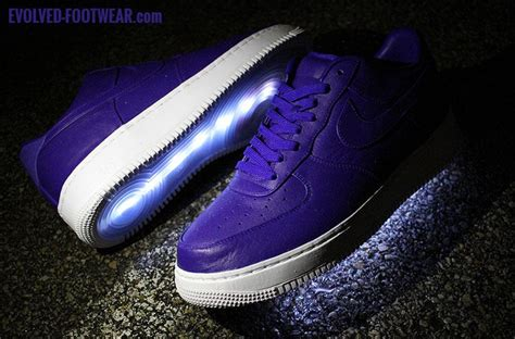 light up air force ones evolved footwear custom light up shoes blog page 3