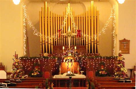 christmas themes church ideas for sanctuary decorations joy studio design