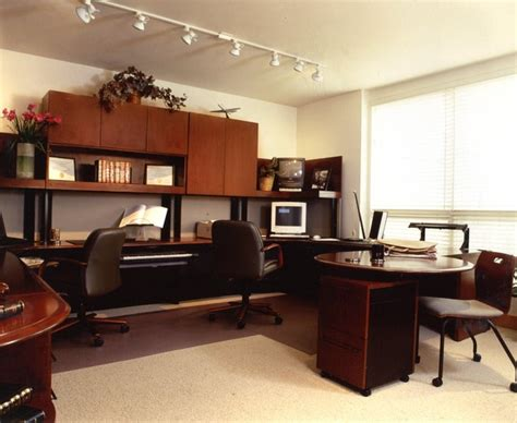 high tech home office high tech aesthetic contemporary home office denver