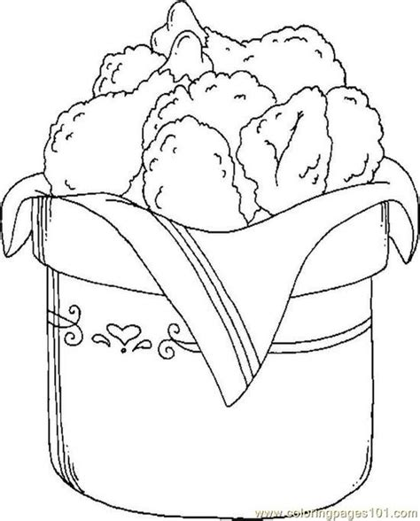 Coloring Pages Fried Chicken | coloring pages fried chicken entertainment gt others