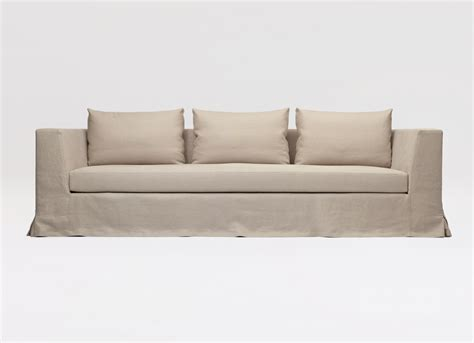 slipcovered sofa marceau slipcovered sofa coraggio