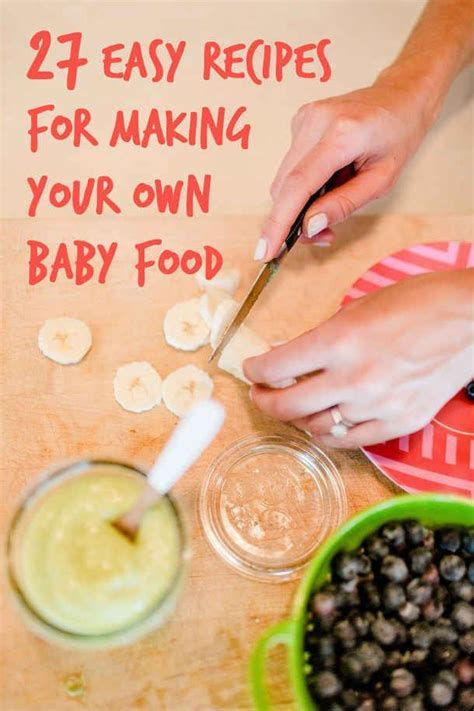 Two Simple Home Made Aids For Your by Best 25 Baby Foods Ideas On Baby