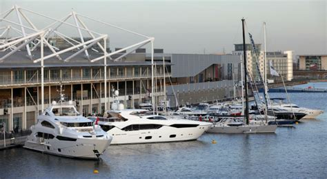 boat show london london to host europe s first boat show of the year