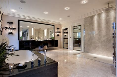 interior of homes sophisticated design in st george s hill