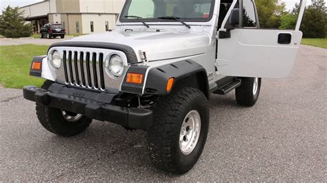2005 jeep unlimited lifted review and test drive 2005 lifted jeep wrangler unlimited