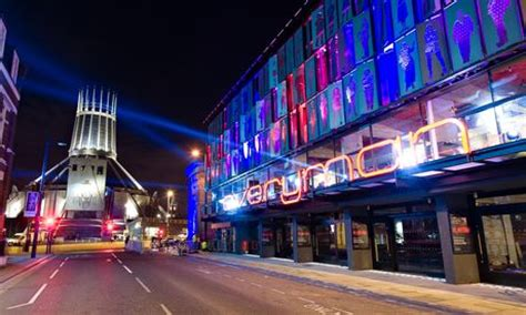 Top 10 Bars Clubs And Nightlife In Liverpool Travel The Guardian