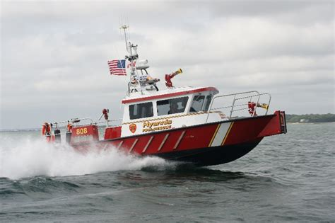 Ambulance Boat 10 M hyannis news