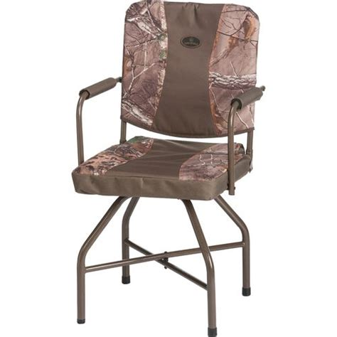 most comfortable hunting chair game winner realtree xtra swivel blind chair academy