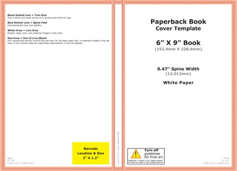 6x9 book template for word 6x9 book cover template free book jacket layout template for diy gt gt 21 pretty 6x9 book