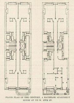 tenement floor plan dumbbell tenement plan tenement pinterest york