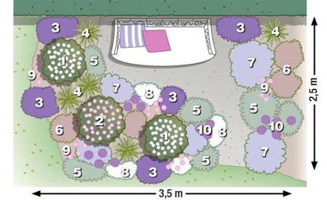 pflanzplan staudenbeet mit gräsern pflanzidee begleitstauden mein sch 246 ner garten