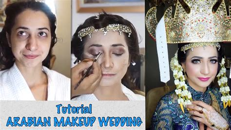dvd tutorial makeup pengantin full tutorial arabian makeup wedding makeup pengantin