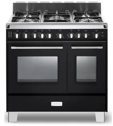Microwave Oven Verona verona classic 36 quot gas oven range verona appliances