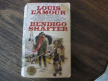 Free Louis L Amour Bendigo Shafter 325 Pages Fiction