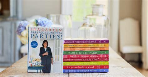 barefoot contessa cookbook recipe index barefoot contessa parties cookbooks barefoot contessa