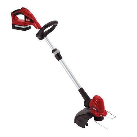 home depot paint trimmer toro 12 in 20 volt max lithium ion cordless string