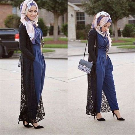 Jumpsuit Muslim 57 best images about 1 style on jersey dresses