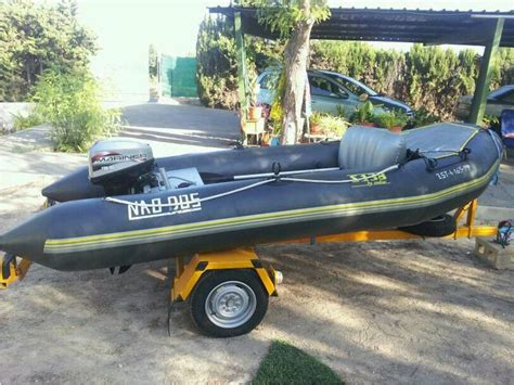 zodiac type boats for sale zodiac in alicante inflatable boats used 53675 inautia