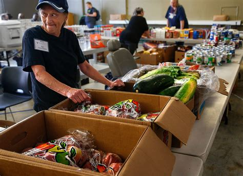 Free Food Pantries by Pop Up Food Banks Bring Free Food To The Hungry