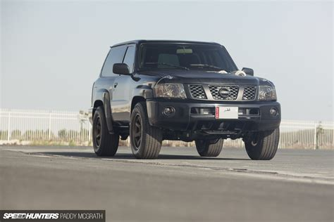 nissan patrol rims 1 400hp at the wheels not your typical nissan patrol