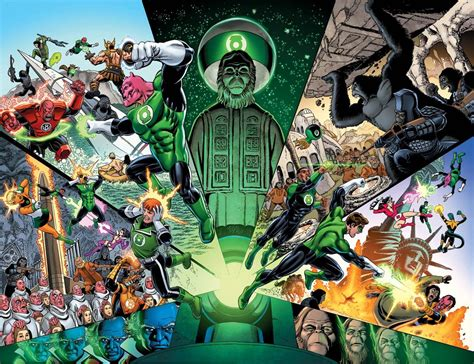 Dc Comics Green Lanterns 12 February 2017 boom dc comics rebirth spoilers review planet of the apes green lantern 1 reveals new