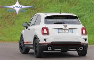 Abarth 500x Fiat 500x Abarth Il Nuovo Render Lo Immagina Cos 236