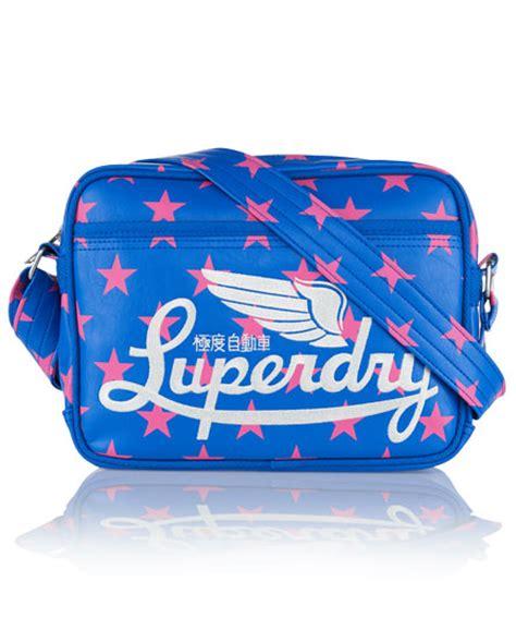 Tas Superdry superdry all mini icarus tas superdry superfashionstore brandstore