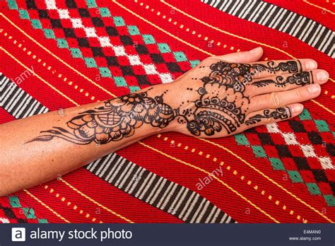 henna tattoo colors henna stock photos henna stock images alamy