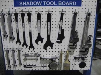 shadow board google search  shed ideas tool
