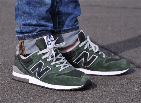 New Balance 500 Gos Green by New Balance 996 Revlite Green Black Sneakernews